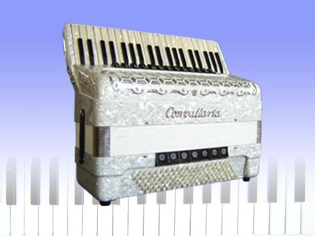 Accordion  120BC-13-7